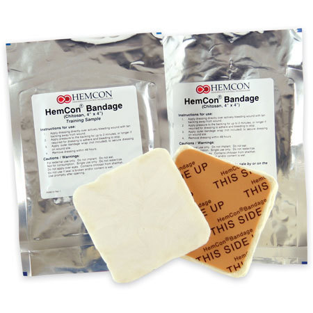HemCon Bandage PRO Hemorrhage Control Bandages