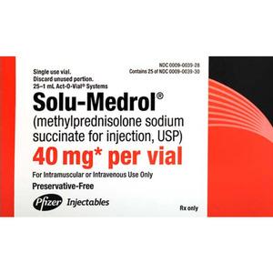 Solu-Medrol