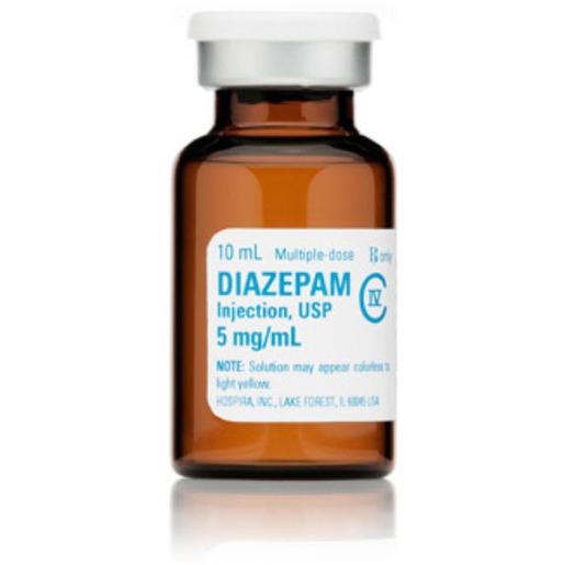 Diazepam, Class IV