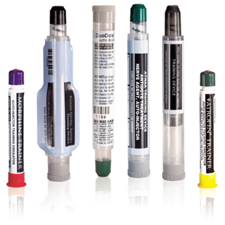 Auto-injector Training Pens | Bound Tree