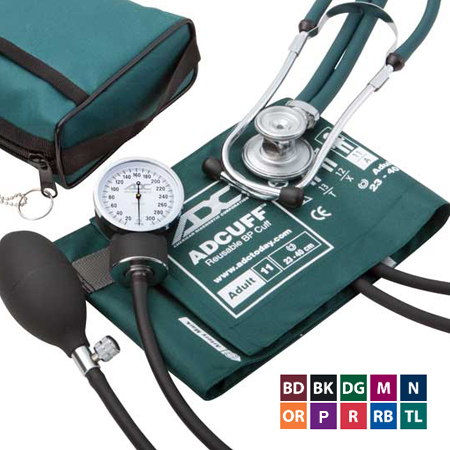 Pros Combo II™ SR Pocket Aneroid/Sprague Kits