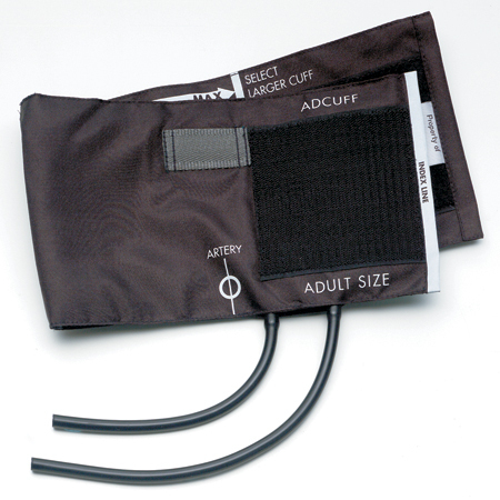 Adcuff BP Cuff and Bladders, 2 Tubes