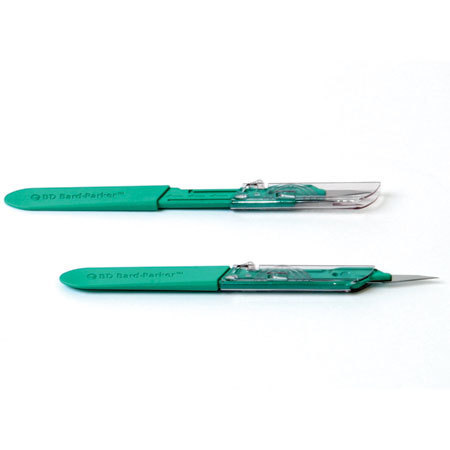 Bard-Parker Protected Disposable Scalpels