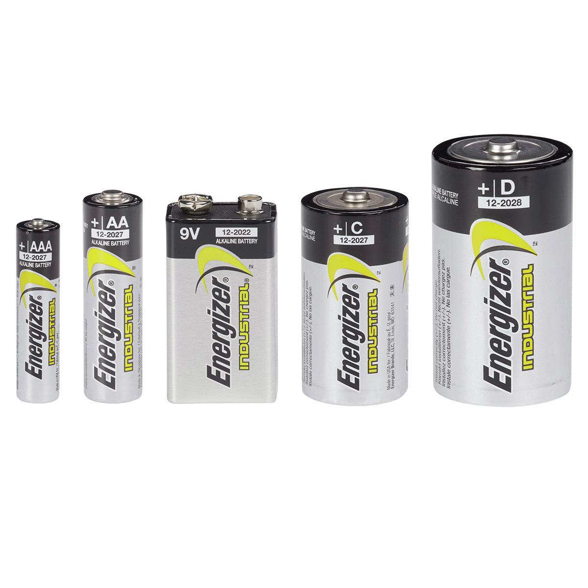 Heavy Duty Alkaline Batteries Bound Tree