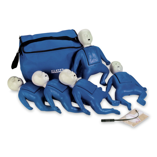 CPR Prompt® Training and Practice Manikin, Infant