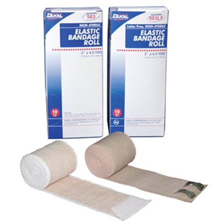Elastic Rolled Bandages