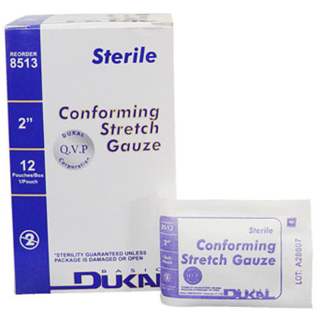 Basic Care Conforming Sterile Stretch Bandages