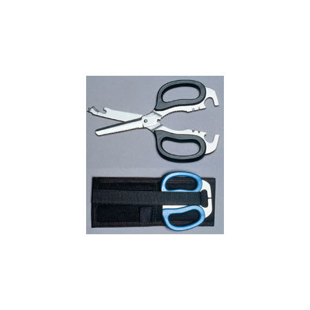 Multi-Purpose Rescue Shears with Holster