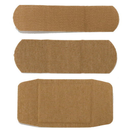 Curity Flexible Fabric Adhesive Bandages