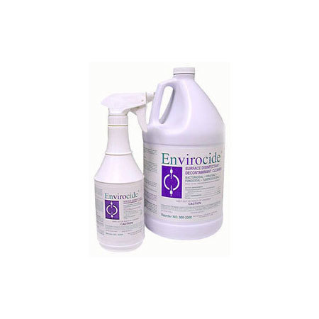Envirocide Surface Disinfectant/Decontaminant Cleaners