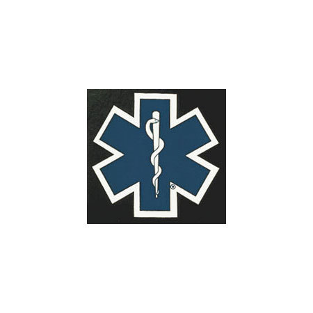 Star of Life Die-Cut Decals