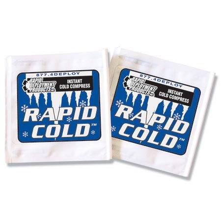 Rapid Cold Ice Packs