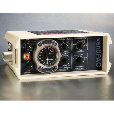 Pneupac® VentiPAC™ Medical Ventilator