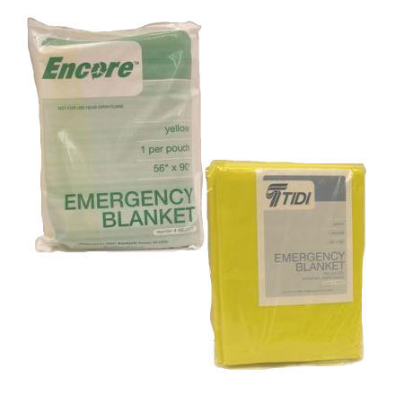 Disposable Emergency Blankets