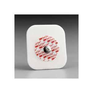 Red Dot Diaphoretic Foam Monitoring Electrode