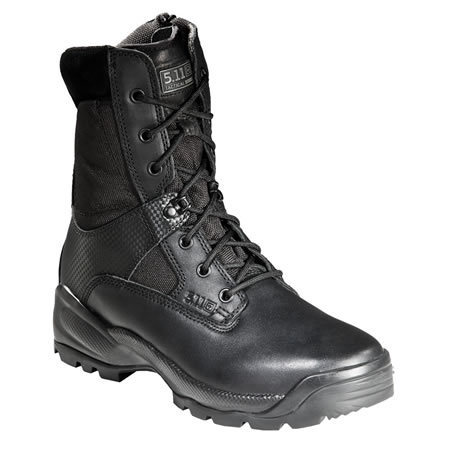 5.11 Men's ATAC® 8in Side Zip Boots