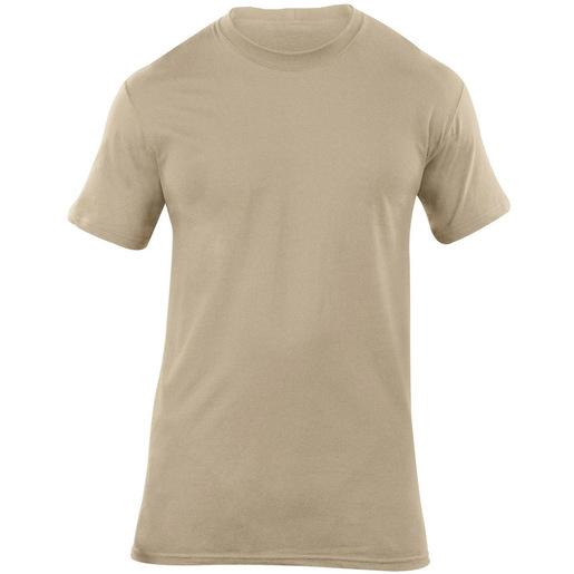 5.11® Men's Utili-T Crew 3 Pack Short Sleeve, ACU Tan