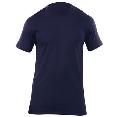 5.11® Men's Utili-T Crew 3 Pack Short Sleeve, Dark Navy