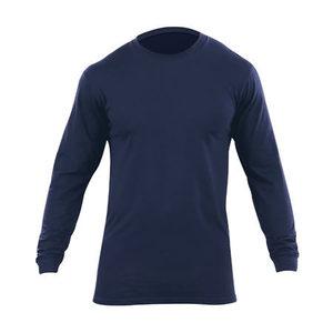 5.11 Men's Utili-T T-Shirts, Long Sleeve, Dark Navy