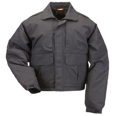 5.11® Men's Double Duty Jacket™, Black