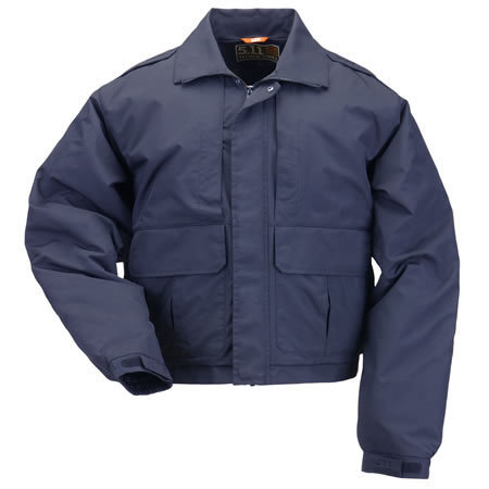 5.11 Men's Double Duty Jackets, Dark Navy