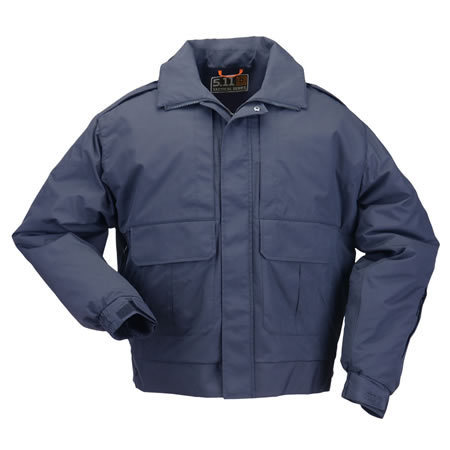 5.11 Men's Signature Duty Jackets, Dark Navy