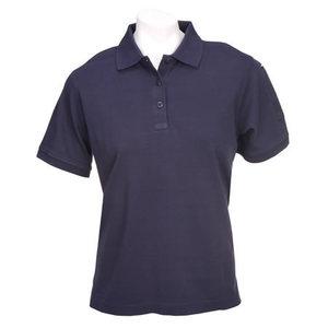 5.11 Women's Tactical Polo Shirts, Short Sleeve, Dark Navy