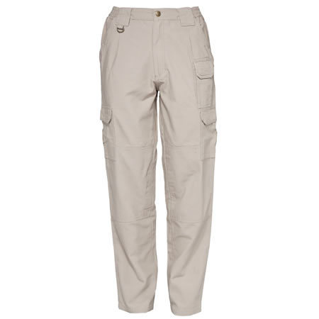 5.11 Women's Cotton Tactical Pants, Khaki