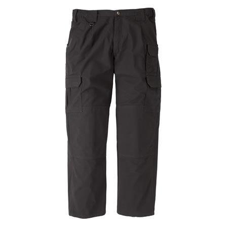 5.11 Men's Cotton Tactical Pants, Black