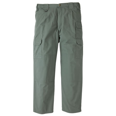 5.11 Men's Cotton Tactical Pants, OD Green