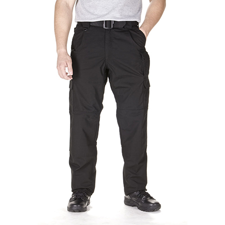 5.11 Men's Taclite Pro Pants, Unhemmed, Black