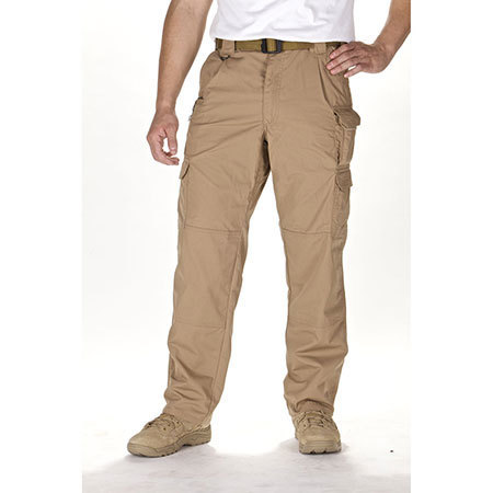 5.11 Men's Taclite Pro Pants, Unhemmed, Coyote