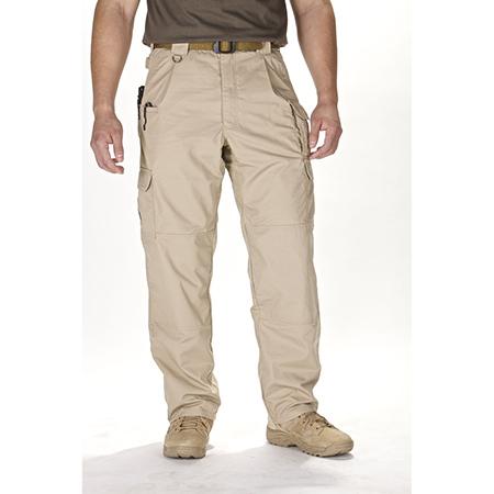 5.11 Men's Taclite Pro Pants, Unhemmed, TDU Khaki