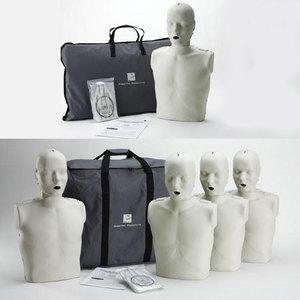 Prestan Professional CPR/AED Training Manikins, Adult/Child