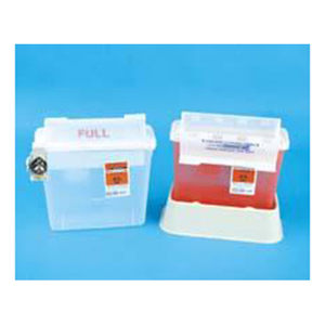 SharpStar In-Room Sharps Containers with Counter Balanced Lid