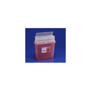 Sharps-a-Gator Sharps Containers with Tortuous Path