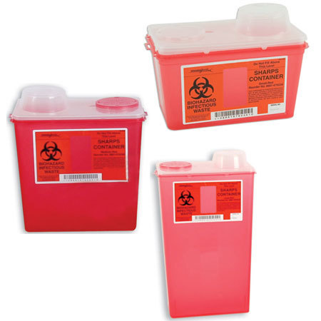 Sharps-A-Gator Monoject Sharps Containers