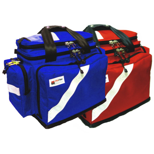 Semi-Rigid Trauma Deployment System Bags