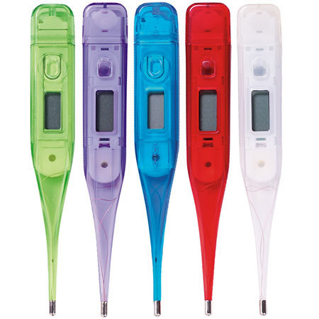 Cool Colors Digital Thermometers