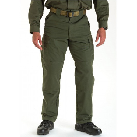 5.11 Men's TDU Pants - Ripstop, TDU Green