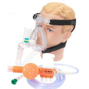 O2-MAX Variable Flow CPAP System