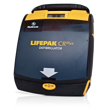 Recertified Lifepak CR Plus Biphasic AEDs