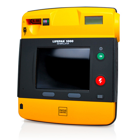 Recertified Lifepak 1000 AEDs