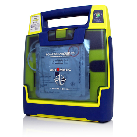 Recertified Cardiac Science Powerheart G3 Pro AED