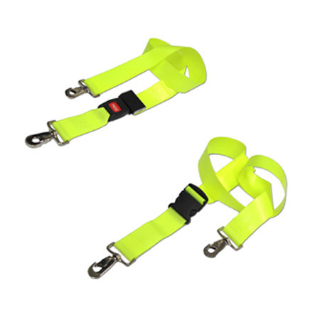 BioThane G1 Restraint Straps, 2 piece, Speed Clip Ends