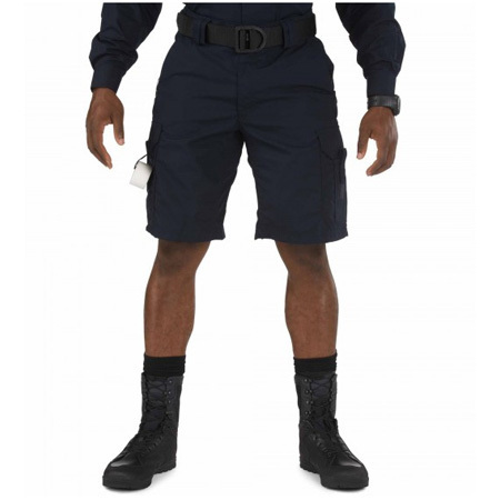 5.11 Men's Taclite EMS Shorts, Dark Navy