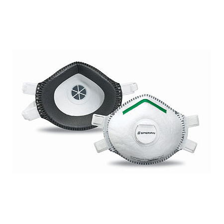 SAF-T-FIT Plus Particulate Respirators