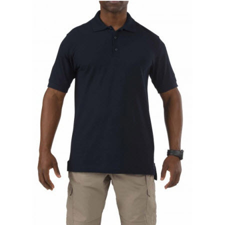5.11 Utility Polo Shirt, Dark Navy