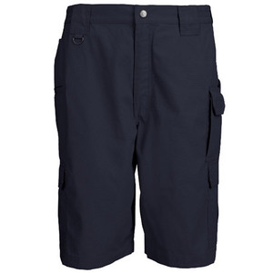 5.11 Men's Taclite Pro Shorts, 11inch Inseam, Dark Navy