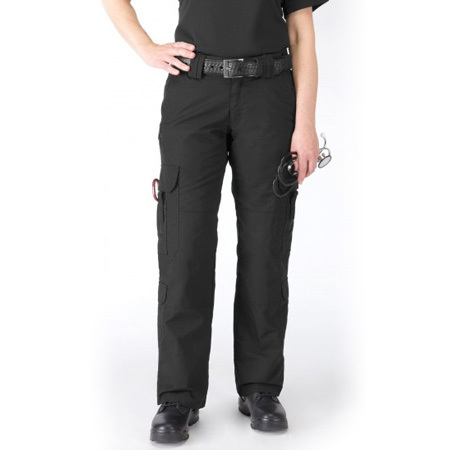5.11 Women's Taclite EMS Pants, Black